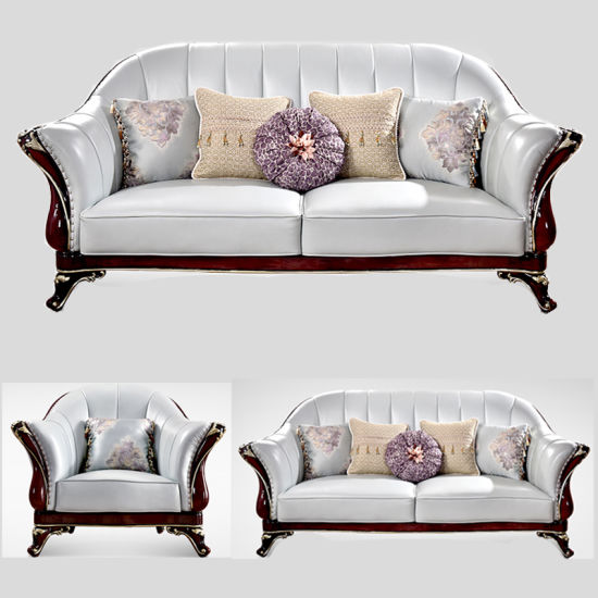 China Living Room Sofas with Sofa Chairs for Home Furniture .