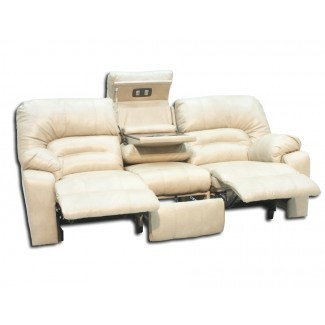 50+ Reclining Sofa with Fold Down Console You'll Love in 2020 .