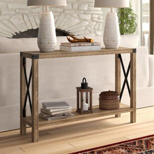 Console Table Behind Couch | Wayfa