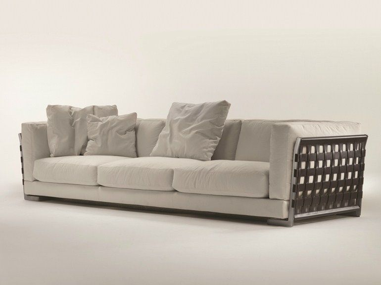 CESTONE Sofa by FLEXFORM design Antonio Citterio | Fabric sofa .