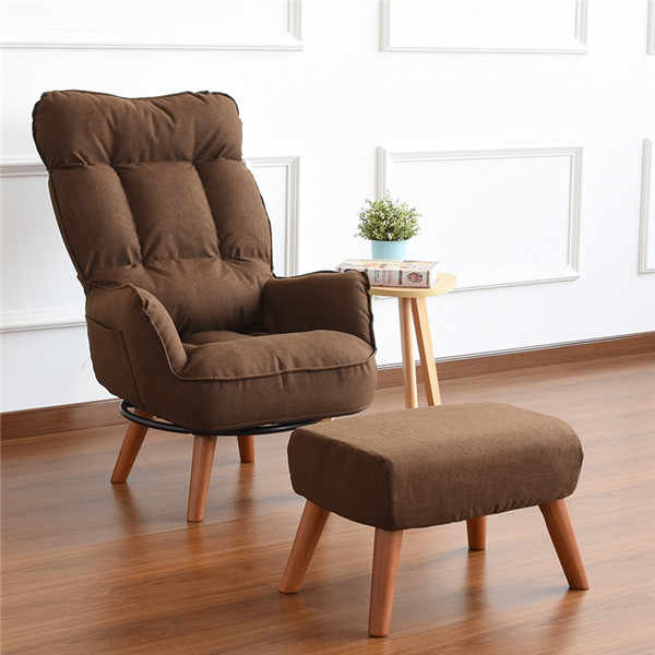 Contemporary Swivel Accent Arm Chair Home Living Room Furniture .