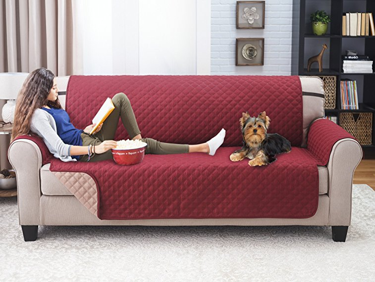 Pet Sofa Couch Cover Chair Dog Kid Mat Furniture Protector .