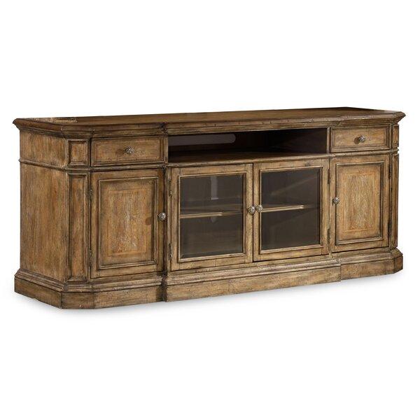 "Hooker Furniture Solana TV Stand for TVs up to 88""   Perigo"