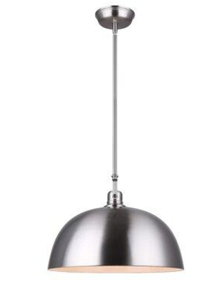 BIG Deal on Beachcrest Home Southlake 1-Light Bowl Dome Pendant .