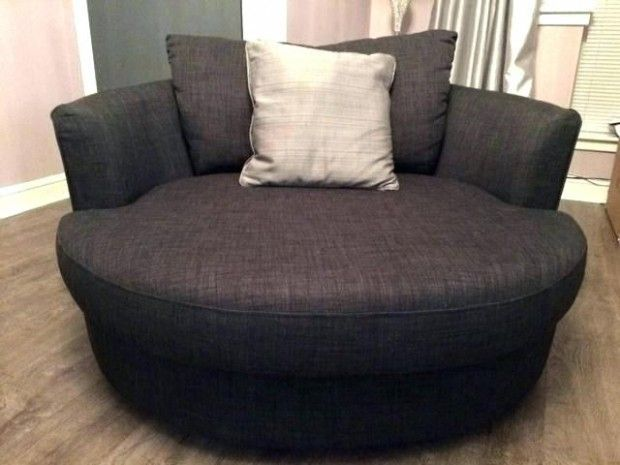 Spinning Sofa Chairs – incelemesi.net in 2020 | Round sofa, Room .