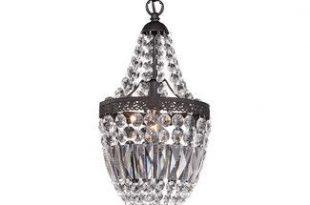 Spokane 1-Light Single Urn Pendant | Mini chandelier, Mini pendant .