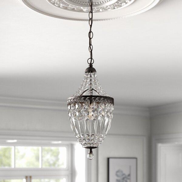 Kelly Clarkson Home Katie 1 - Light Single Urn Pendant & Reviews .