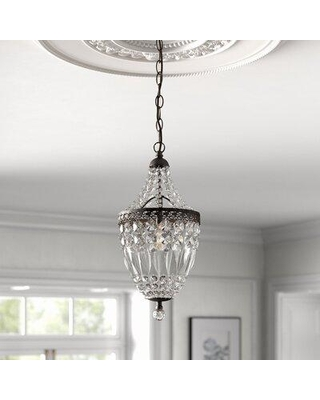 50% Off Kelly Clarkson Home Katie 1 - Light Single Urn Pendant .