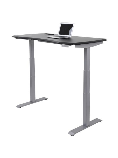 WorkPro Electric Sit Stand Desk Black - Office Dep