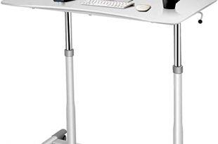 Amazon.com: Tangkula Standing Desk Computer Desk, Height .