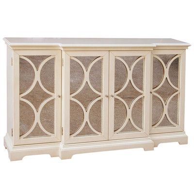 Stennis Sideboard | Mirrored sideboard, Furniture, Pulaski furnitu