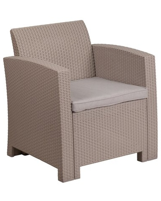 Big Savings for Stockwell Patio Chair with Cushion Breakwater B
