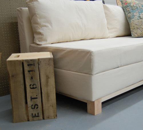 Storage Sofa | Ana Whi