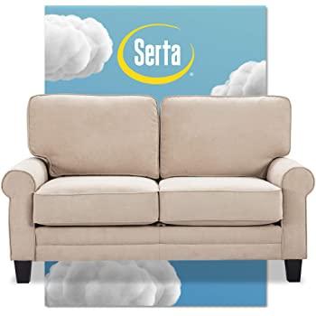 Amazon.com: Serta Copenhagen Storage Sofas Two or Three Person .