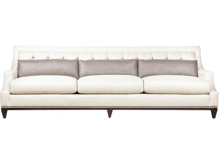 Vanguard Living Room Stratford Sofa V574-S   Hickory Furniture .