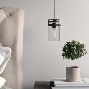 Sue 1 Light Cylinder | Wayfa