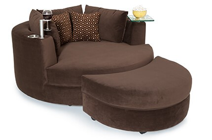 Seatcraft Swivel Cuddle Couch - Cuddle Seat | 4seati