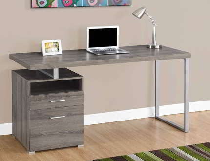 6 Best Computer Desks for Tall People Reviewed - Ergonomic Tren
