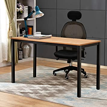 Amazon.com: Need Computer Desk 47 inches Computer Table with BIFMA .