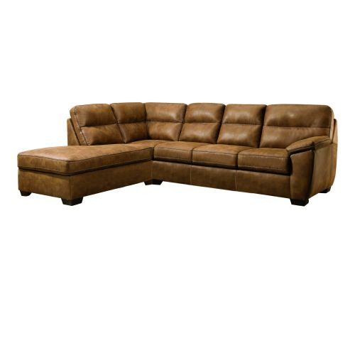 REMY SADDLE 2 PIECE SECTIONAL (6020/6010) | Tepperman