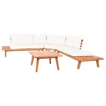 Tropitone Mia Chaise Lounge with Cushion | Wayfa