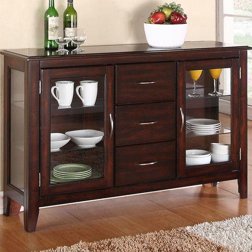 Thatcher Sideboard | Dining room buffet, Furniture, Crockery unit .