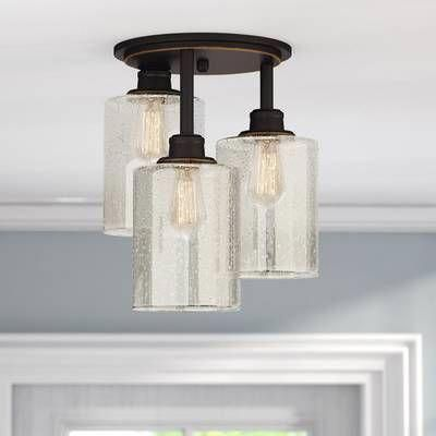 Thorne 5 - Light Kitchen Island Linear Pendant (With images .