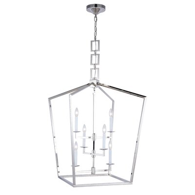 Tiana 4 - Light Lantern Geometric Pendant in 2020 | Elegant .