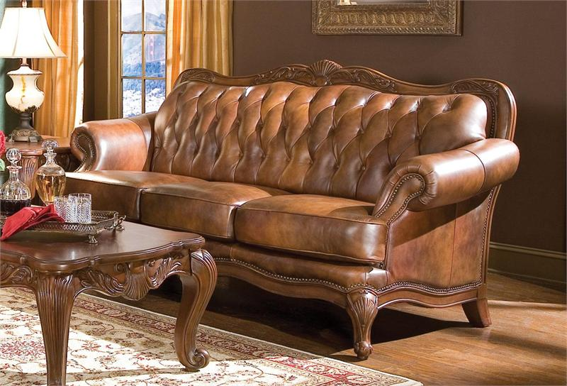 Victoria Traditional Sofa Set 5006