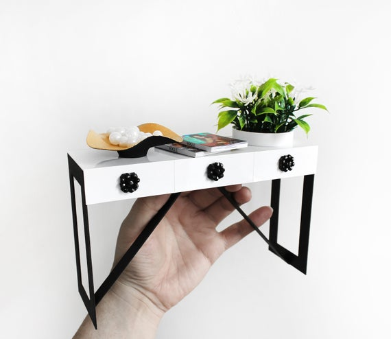 Tribeca Sideboard 1/6th scale | Et