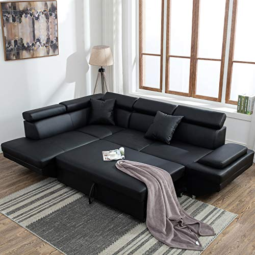 Sectional Sofa for Living Room Sofa Bed - Buy Online in Trinidad .