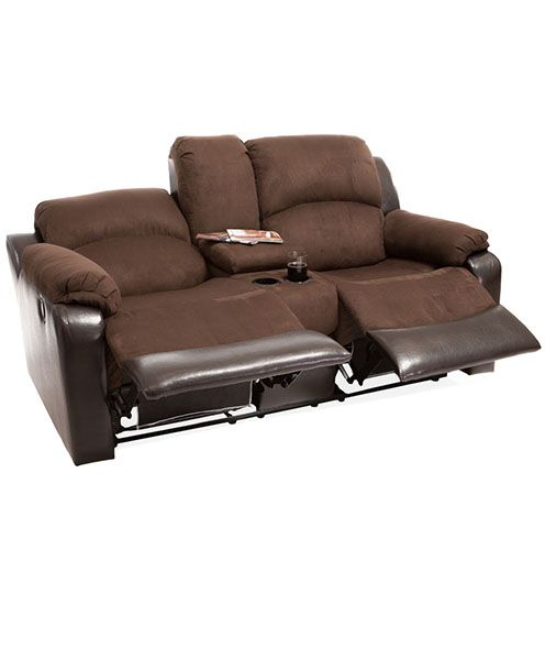 Tucson Contente double recliners with cup holders | Maladot – Home .