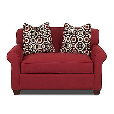 Affordable Sleeper Chairs and Ottomans | Twin sleeper chair .