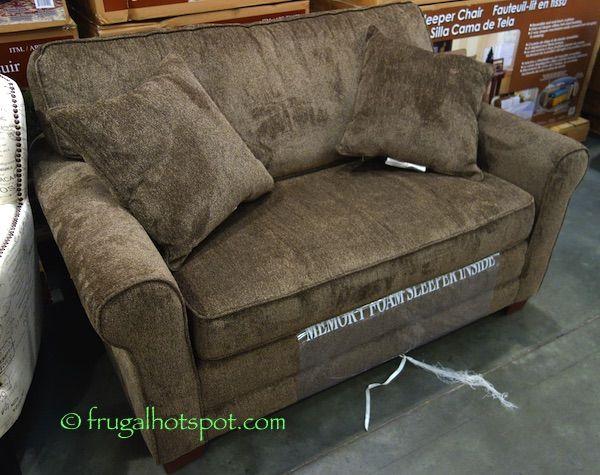 Costco: Synergy Home Twin Fabric Sleeper Chair $499.99 | Sleeper .