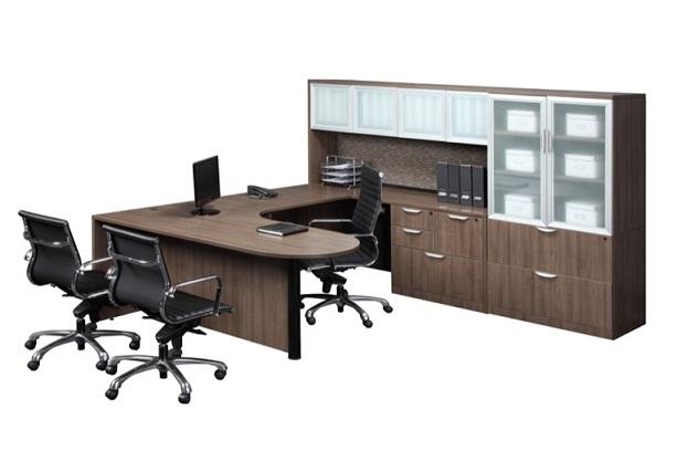 Ndi Office Furniture Classic Series Classic Series U-Shaped Desk W .