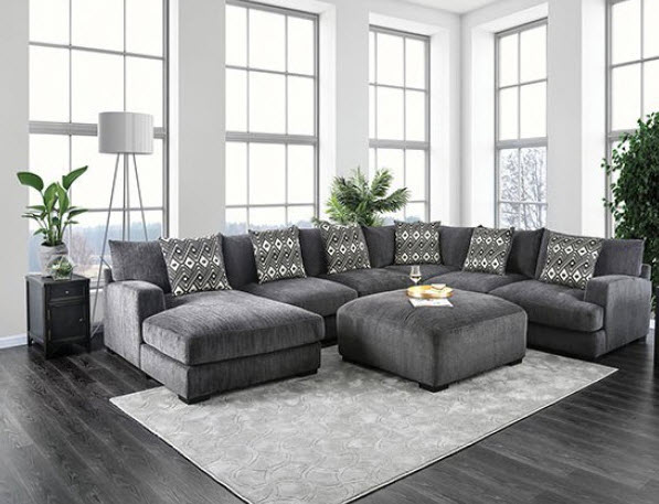 Kaylee U-Shaped Sectional So