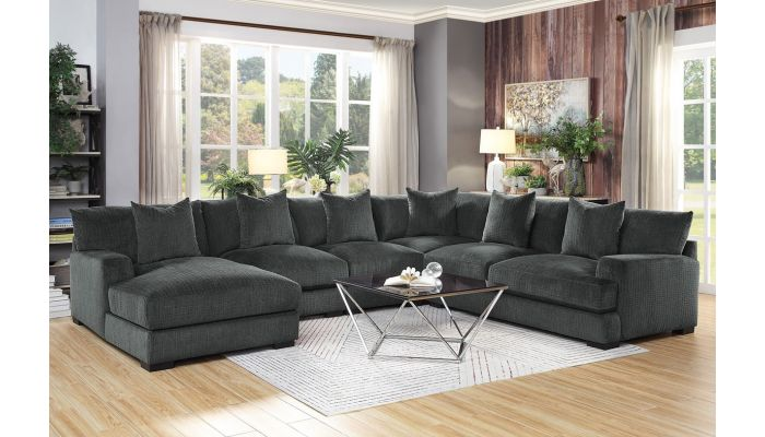 Alzire U-Shape Oversized Sectional So