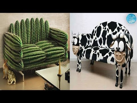 Most Unusual Sofa Designs You Have Never Seen Before #1 - YouTu