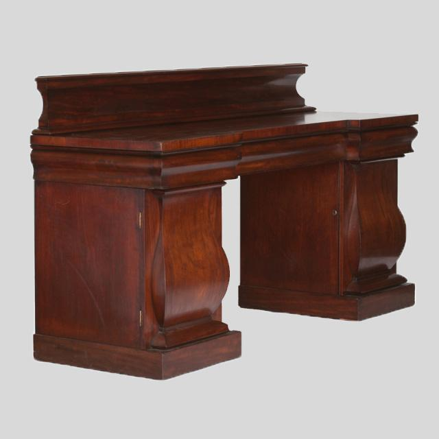 ARCHITECTURAL SIDEBOARD – STASH by Lee Stant
