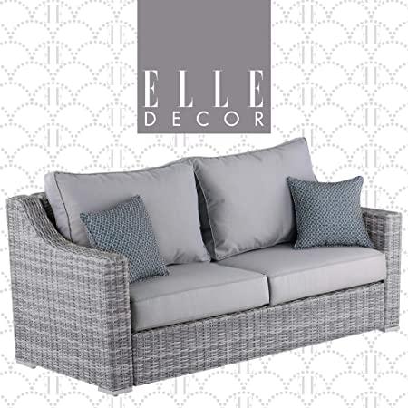 Amazon.com : Elle Decor Vallauris Patio Outdoor Furniture .