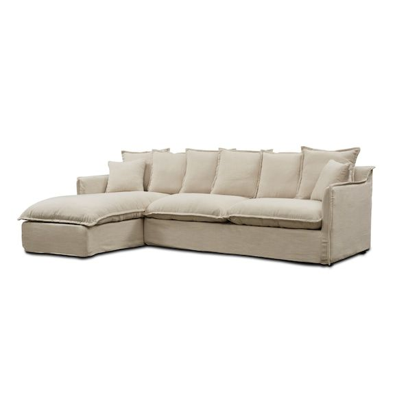 Reid 2-Piece Sectional with Chaise | Value City Furniture and .