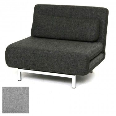 Single Sofabed Charcoal - Mobler Furniture, Richmond: Vancouver BC .