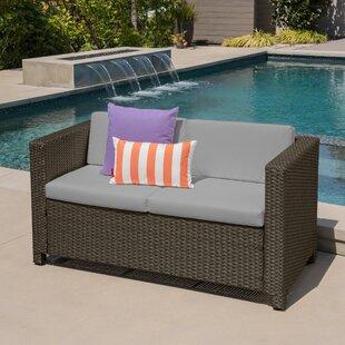 Craut Patio Sofa With Cushions | Joss & Ma