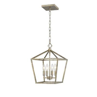 Varnum 4-Light Lantern Pendant | Joss & Ma