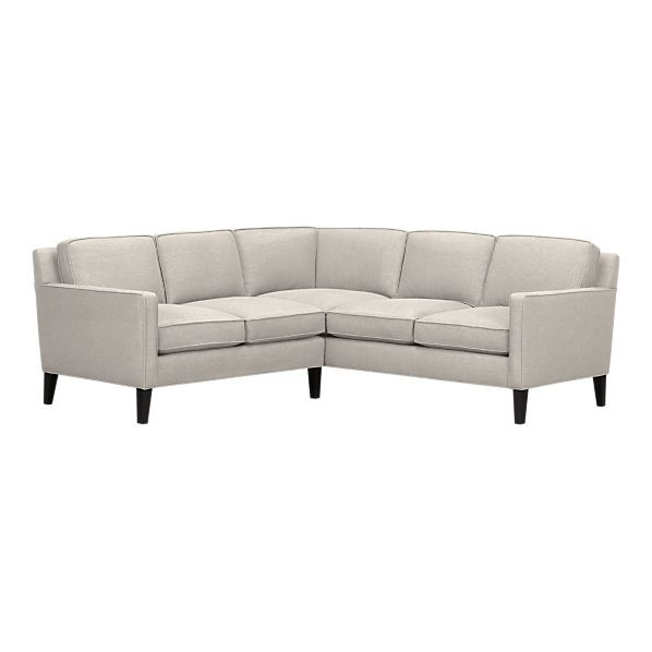 Vaughn 2-Piece Sectional | Sectional sofa, Sectional, Love se