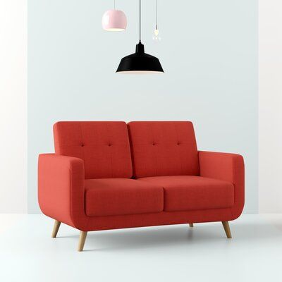Hashtag Home Vaughan Loveseat in 2020 | Furniture, Decor, Ho