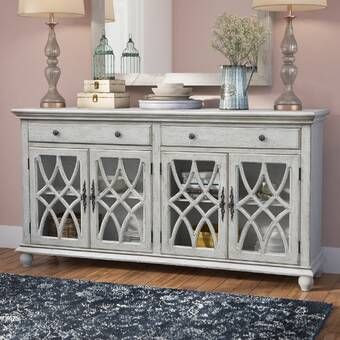 Velazco Sideboard | Dining room buffet, Furniture, Home dec