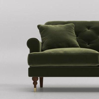 7 Best Velvet Sofa Styles To Buy For Your Living Room - Velvet .