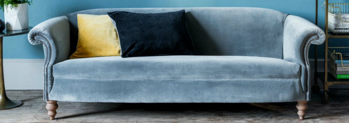 Good News: Velvet Sofas Are One of the Hottest 2018 Design Trends .