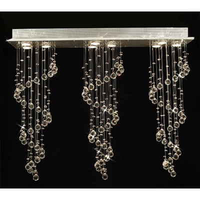 Three Posts Verdell 5-Light Statement Chandelier | Wayfair .